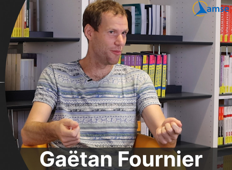 Photo of Gaëtan Fournier